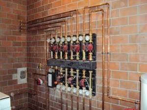 Циркуляционные насосы grundfos для отопления дома.