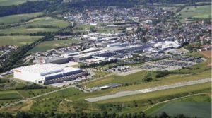 завод газовых котлов Viessmann