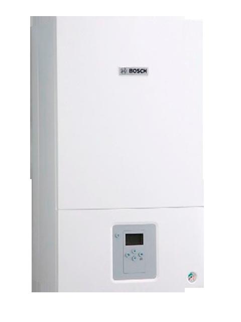 Газовые котлы Bosch Gaz 6000 WBN 35 HRN. Одноконтурный, турбированный