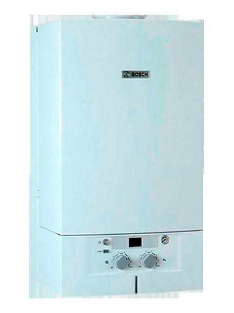 Газовые котлы Bosch Gaz 3000 ZW 14-2 DH KE. Двухконтурный, атмосферный