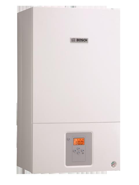 Газовые котлы Bosch Gaz 6000 WBN 24 CRN. Двухконтурный, турбированный