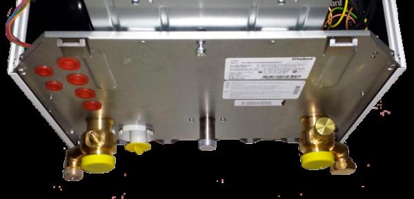 Подключения газового конденсационного котла Vaillant VU 656