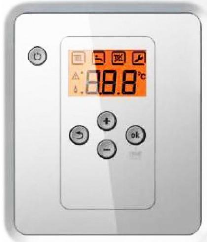 дисплей газового котлы BOSCH WBN ГАЗ 6000