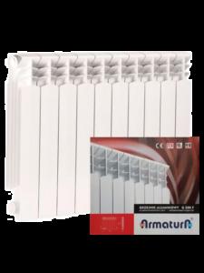Радиаторы Armatura G500/F на 8 секций