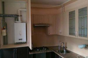 газовые котлы Protherm Рысь на кухне