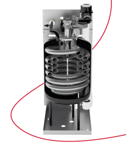 устройство газового котла Protherm Медведь Condens 48 KKS