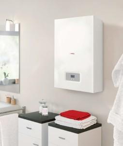 Газовый котел Protherm для отопления дома.