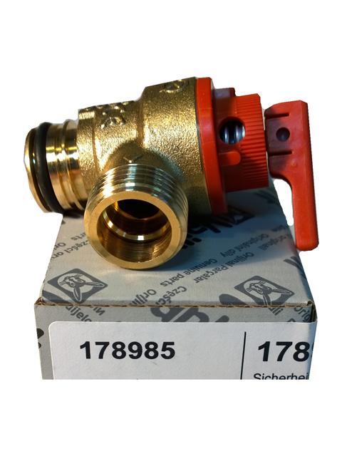 Сбросной клапан котла Vaillant 178985