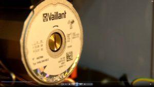 Насос WILO Diamond DRIVE газового котла Vaillant