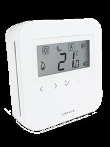 Электронный суточный термостат Salus HTRS230