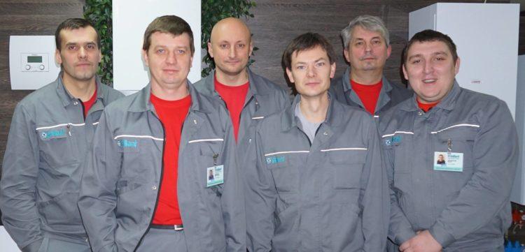 Сервис и ремонт газового котла Vaillant или Protherm.