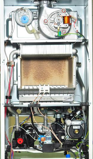 Котел газовый Ariston CARES X 15 FF