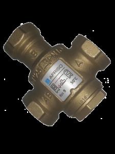 защитный трехходовой клапан AFRISO