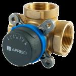 Поворотный смесительный трехходовой клапан AFRISO ARV.