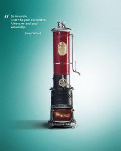 газовая колонка производства Vaillant