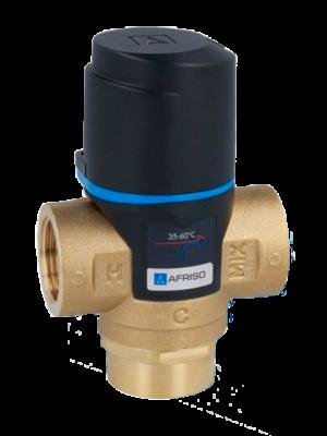 Термостатический клапан смесительный AFRISO с внутренней резьбой