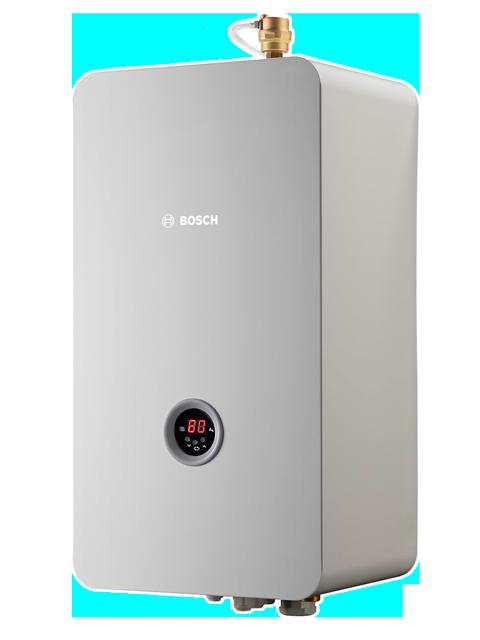 Электрические котлы Bosch Tronic Heat 3000/3500