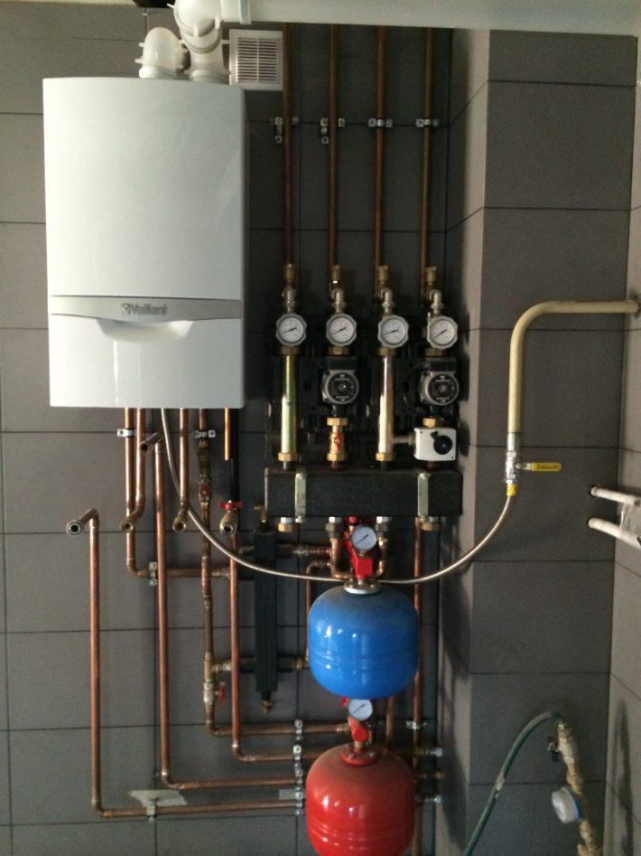 Газовый котел vaillant turbotec pro vuw 282/5-3.