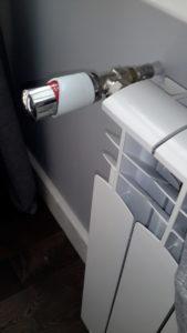 алюминиевые радиатора Armatura G500 F