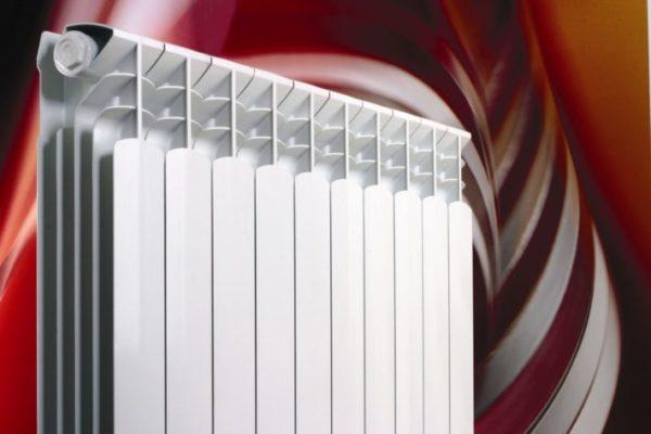 алюминиевый радиатор отопления armatura g500F