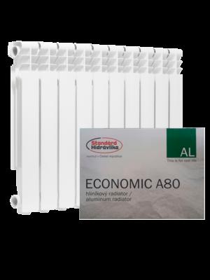 Алюминиевые радиаторы Standard Hidravlika серии Ecomonic A80