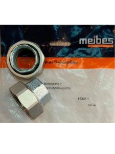 Комплект переходников Meibes для монтажа насосной группы на распределителях