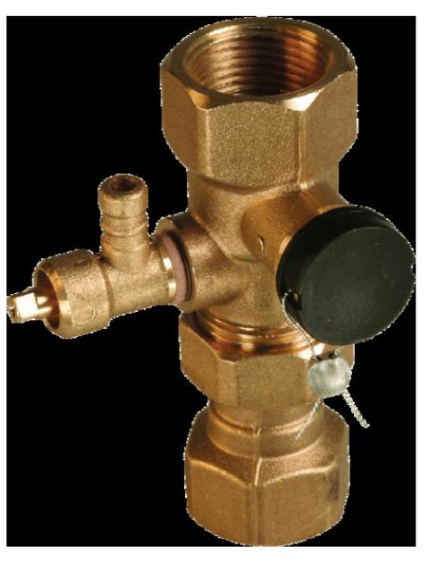 Клапан для подключения расширительного бака AFRISO арт. 77924