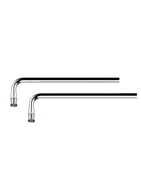 Трубка для подключения радиаторов к трубам, L=1000 мм