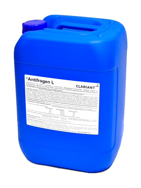 Antifrogen L - универсальный жидкий теплоноситель