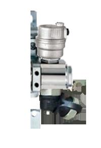 Сливной кран и клапан для развоздушивания системы коллектора отопления ASB