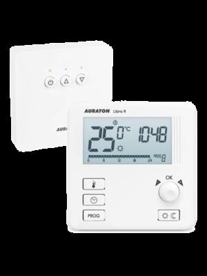Безпроводной-термостат-Auraton-Libra-set-3021-RTH