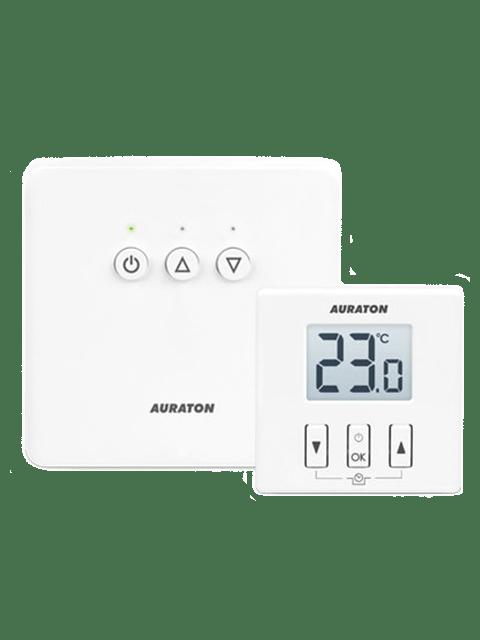 Беспроводной суточный регулятор температуры Auraton 200 RT