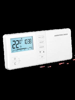 Регулятор температуры недельный Auraton 2025
