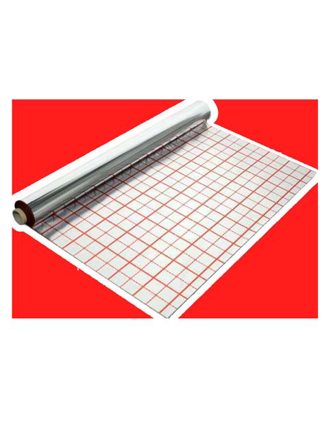Пленка - фольга для теплого пола TecLine