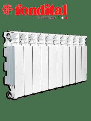 Алюминиевый радиатор отопления Fondital серии Exclusivo B