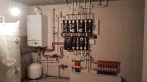 насосные группы meibes для систем отопления дома.