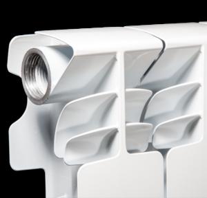 Отличия алюминиевых радиаторов отопления fondital exclusivo b3
