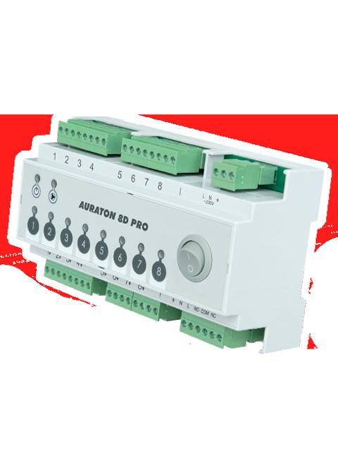 Проводной зональный контроллер Auraton 8D