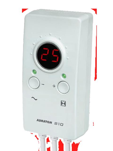 Контроллер для управления работой трехходового клапана Auraton S10