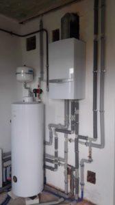 отопление с vaillant и aquastic