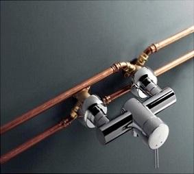 Медные трубы KME для отопления и водоснабжения
