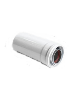 Удлинение 200 мм диаметр 60/100