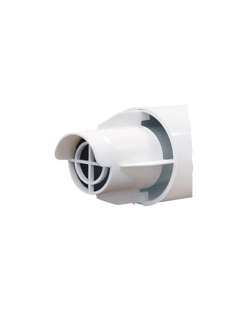 наконечник для коаксиальных труб Ø60/100 (для ремонта) TERMPBT