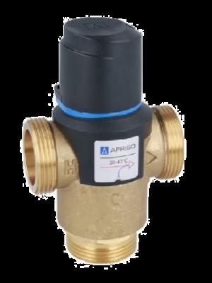 Термостатический-клапан-теплого-пола-AFRISO-ATM