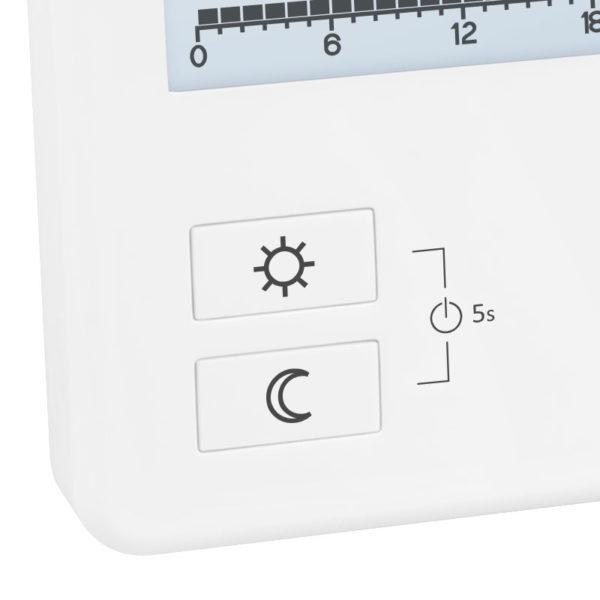 Проводной недельный регулятор температура Auraton 2025