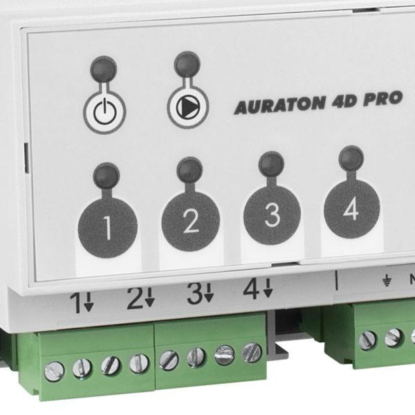 Проводной зональный контроллер Auraton 4D PRO