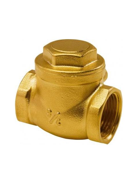 Горизонтальный обратный клапан Arco 190205