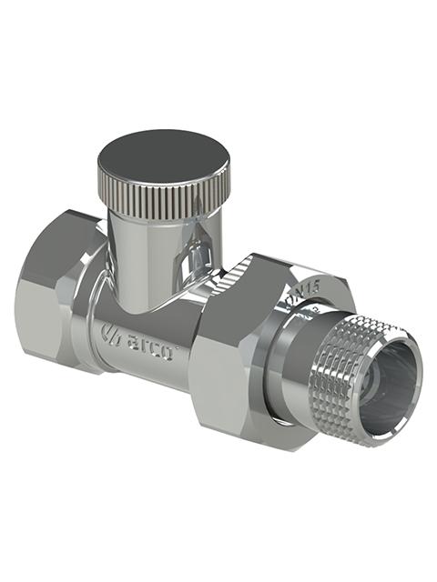 Клапан радиаторный прямой Arco 507565