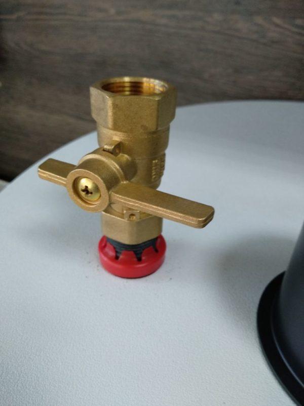 Использование шарового вентиля Arco 146030