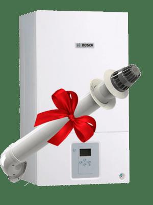 Акция на газовый котел Bosch Gas 6000